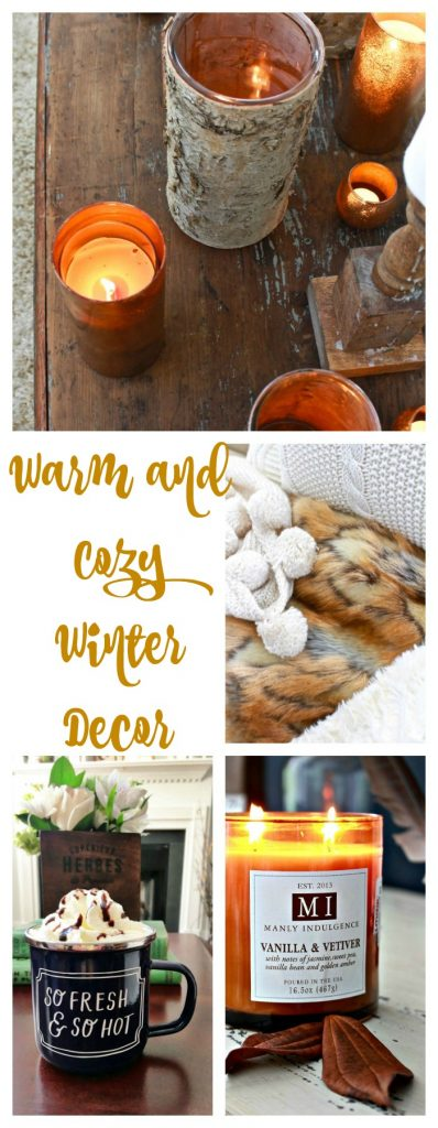 Warm and Cozy Winter Decor