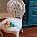 Paris Grey Chalk Painted Chair – The Zero Dollar DIY Challenge