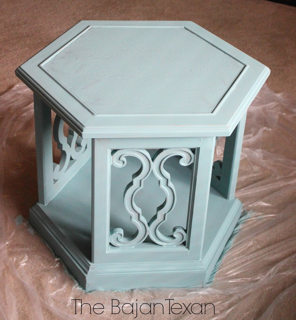 Bajan Texan - painting-furniture-in-chalk-paint