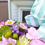 Painted Picture Frame Wreath – Thrift Store Upcycle