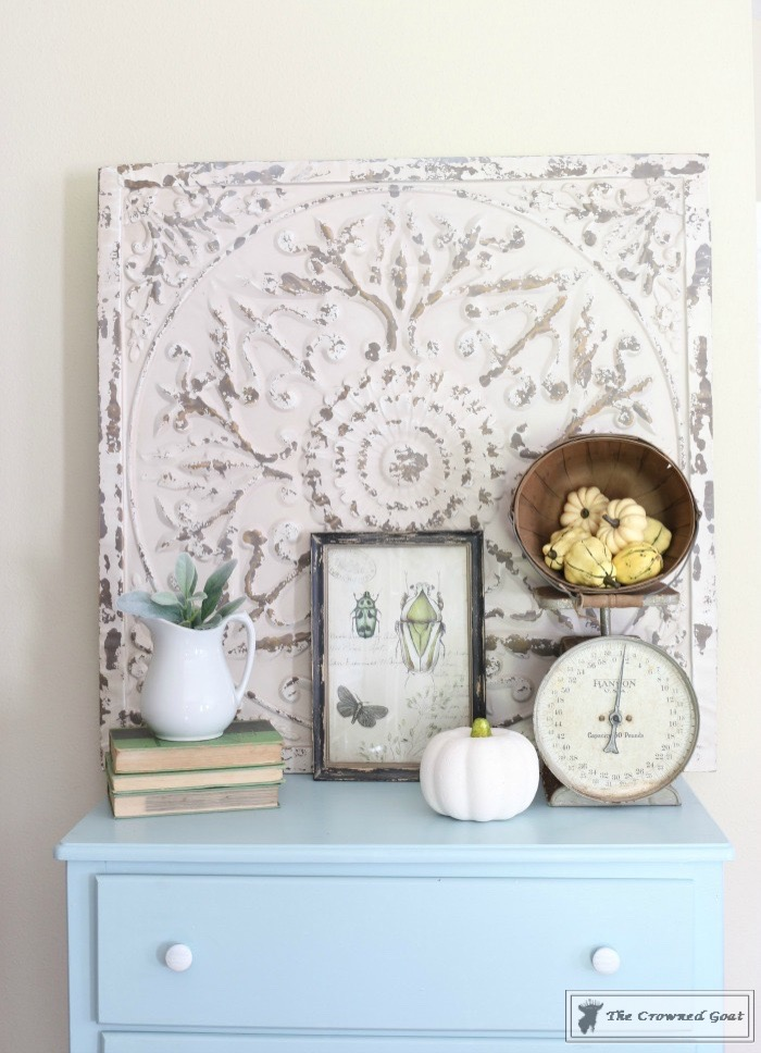 The Crowned Goat - Duck Egg Blue Seaglass-Dresser-Makeover-7
