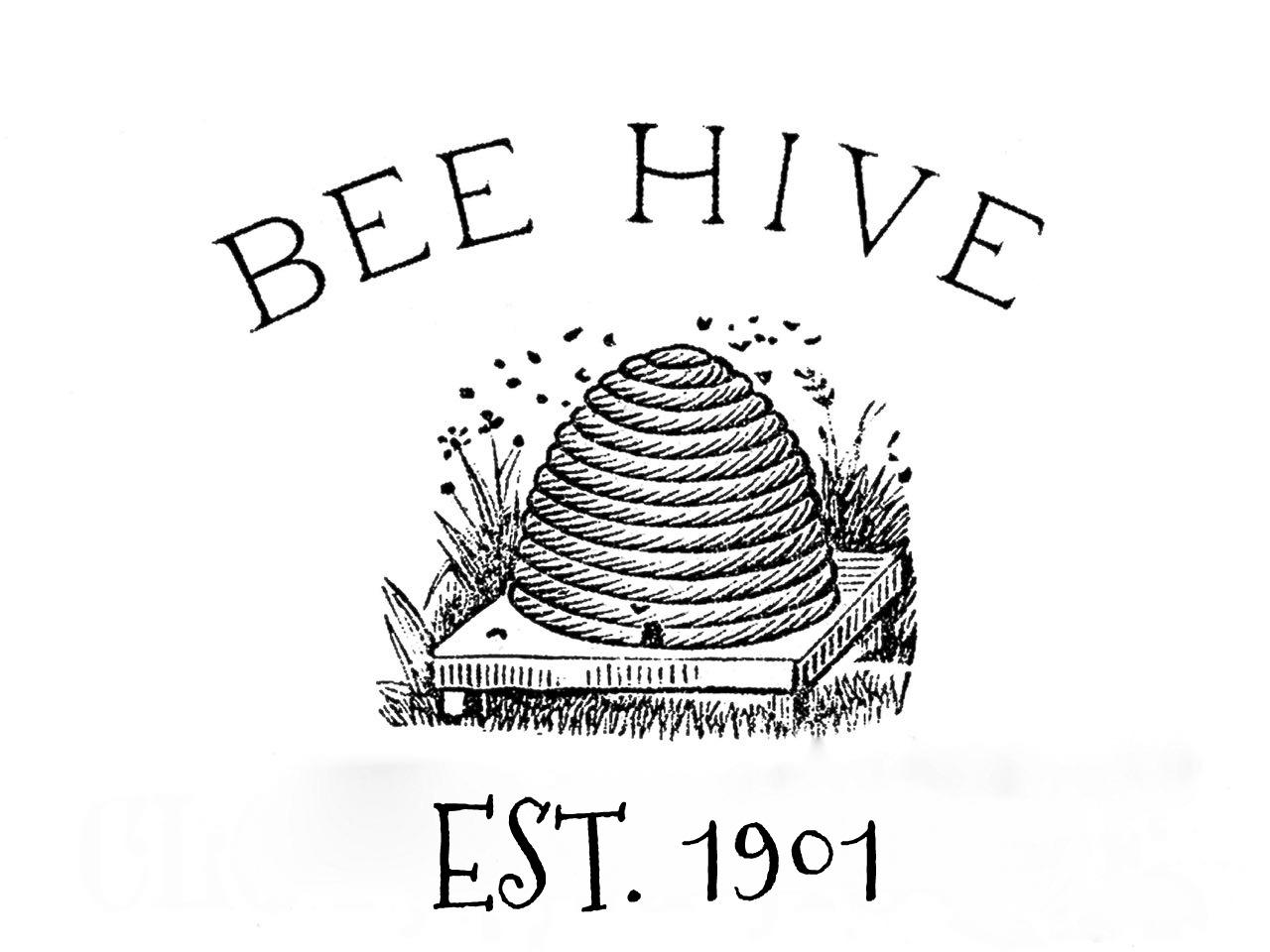 BEE HIVE EST 1901