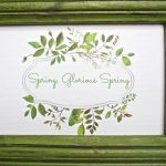 Spring Artwork - Free Spring Printable