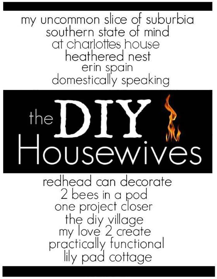 new DIY Housewives