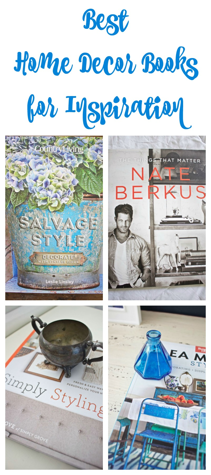 favorite decor and design books for inspiration 2 bees