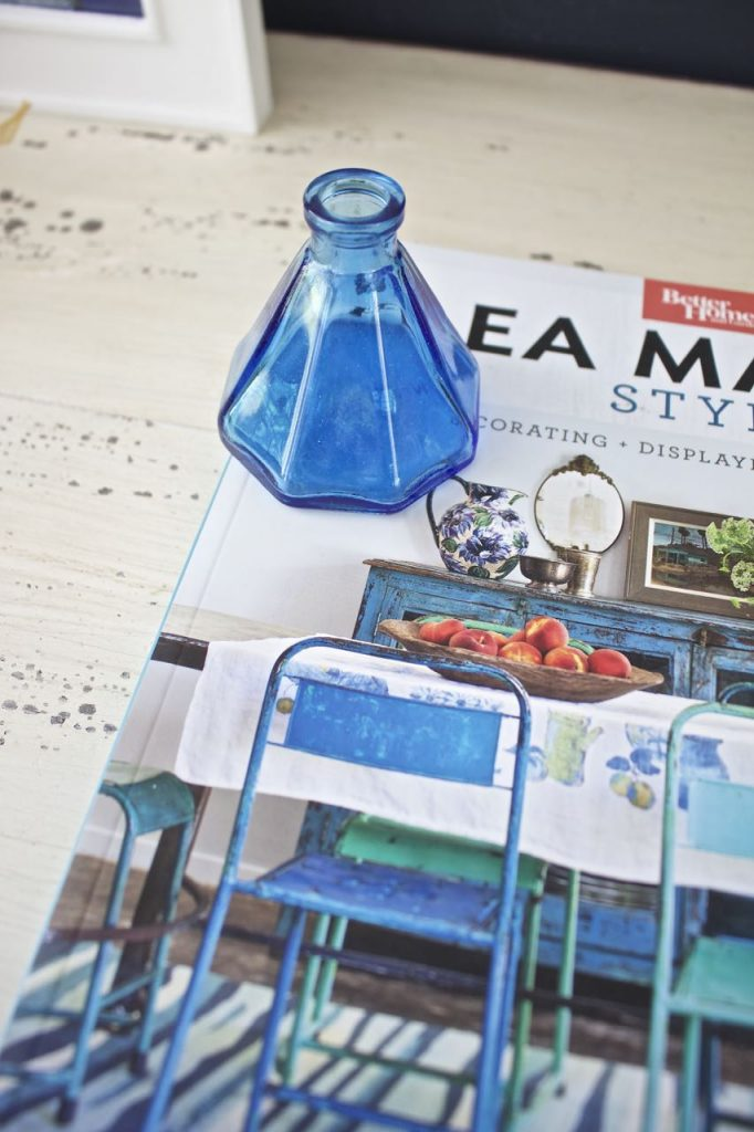 Blog - Favorite Decor and Design Books for Inpsiration. Better Homes and Gardens Flea Market Style.