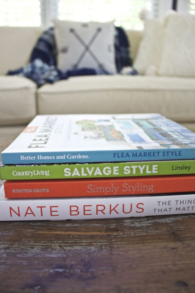 Blog - Favorite Decor and Design Books for Inpsiration. Coffee table books for home decor and design.