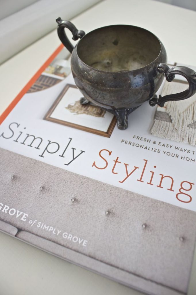 Blog - Favorite Decor and Design Books for Inpsiration. Easy ways to personalize and style your home.