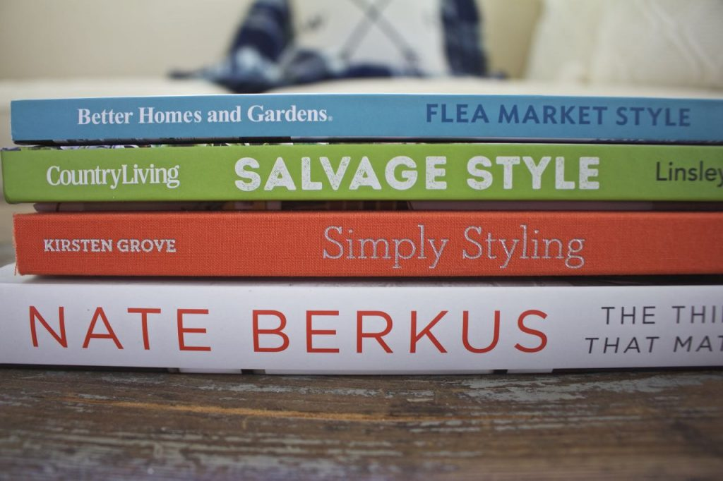 Blog - Favorite Decor and Design Books for Inpsiration. Fabulous decor and design coffee table books.