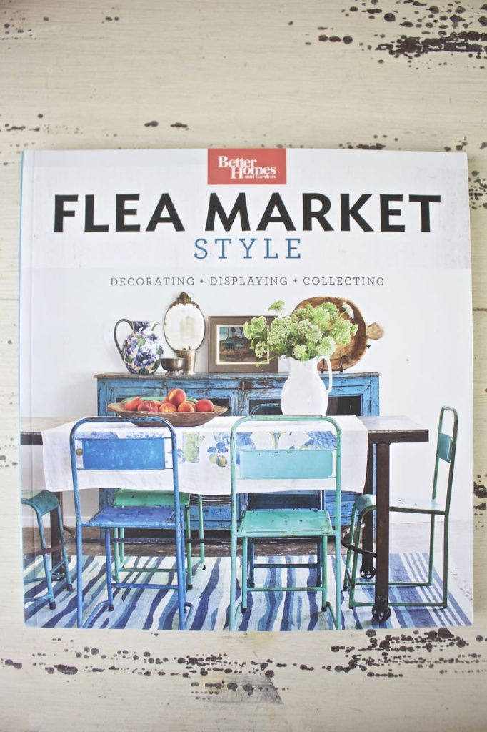 Blog - Favorite Decor and Design Books for Inpsiration. Flea Market Style