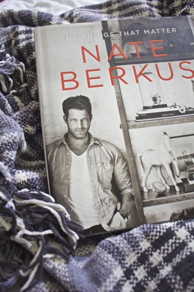 Blog - Favorite Decor and Design Books for Inpsiration. Nate Berkus The Things That Matter.