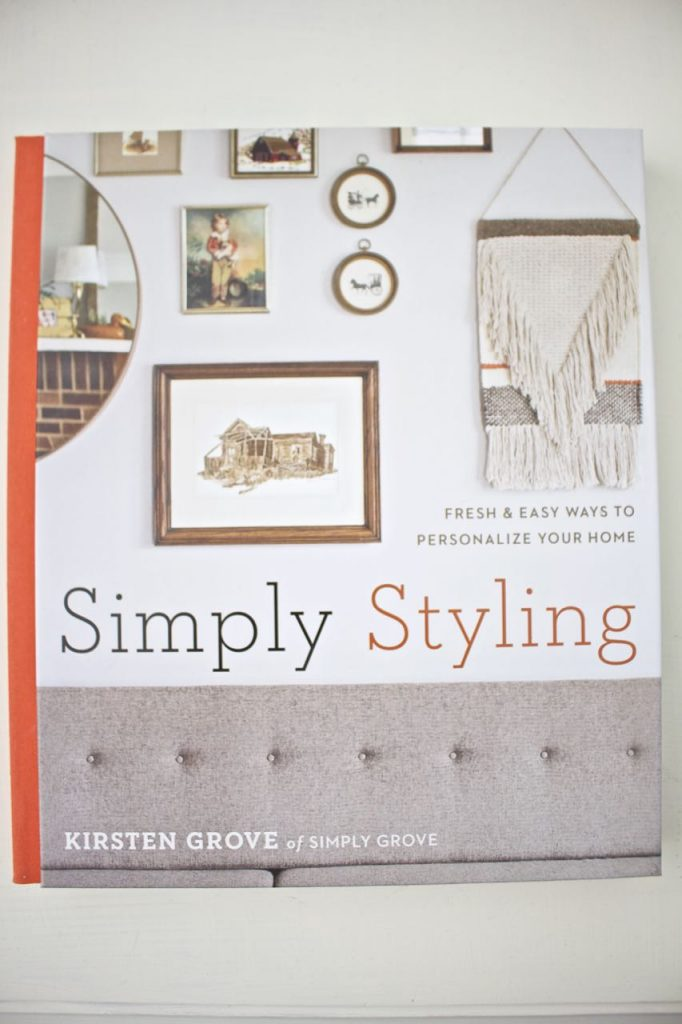 Blog - Favorite Decor and Design Books for Inpsiration. Simply Styling by Kirsten Grove.
