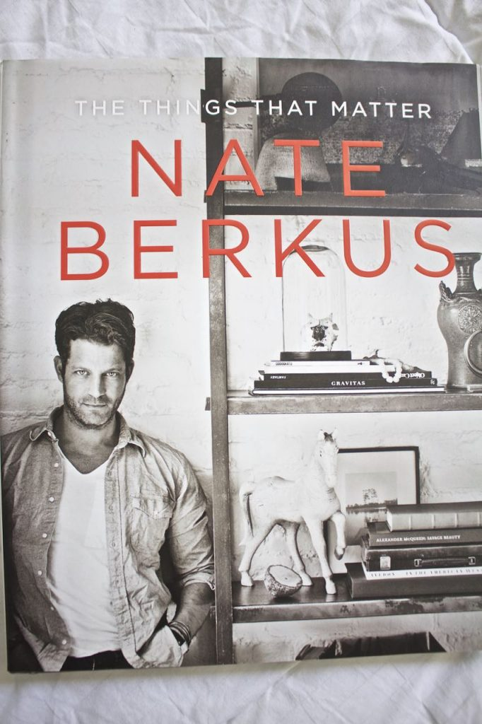 Blog - Favorite Decor and Design Books for Inpsiration. The Things That Matter Nate Berkus.