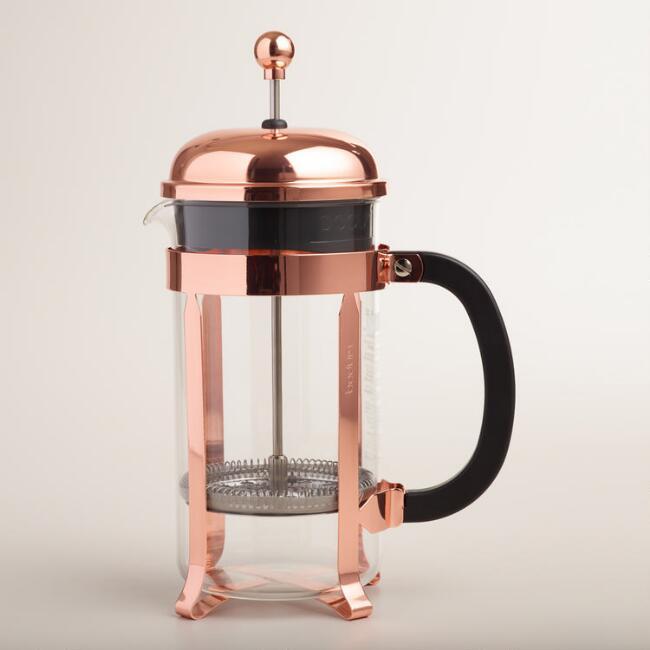 Bodom Copper French Press