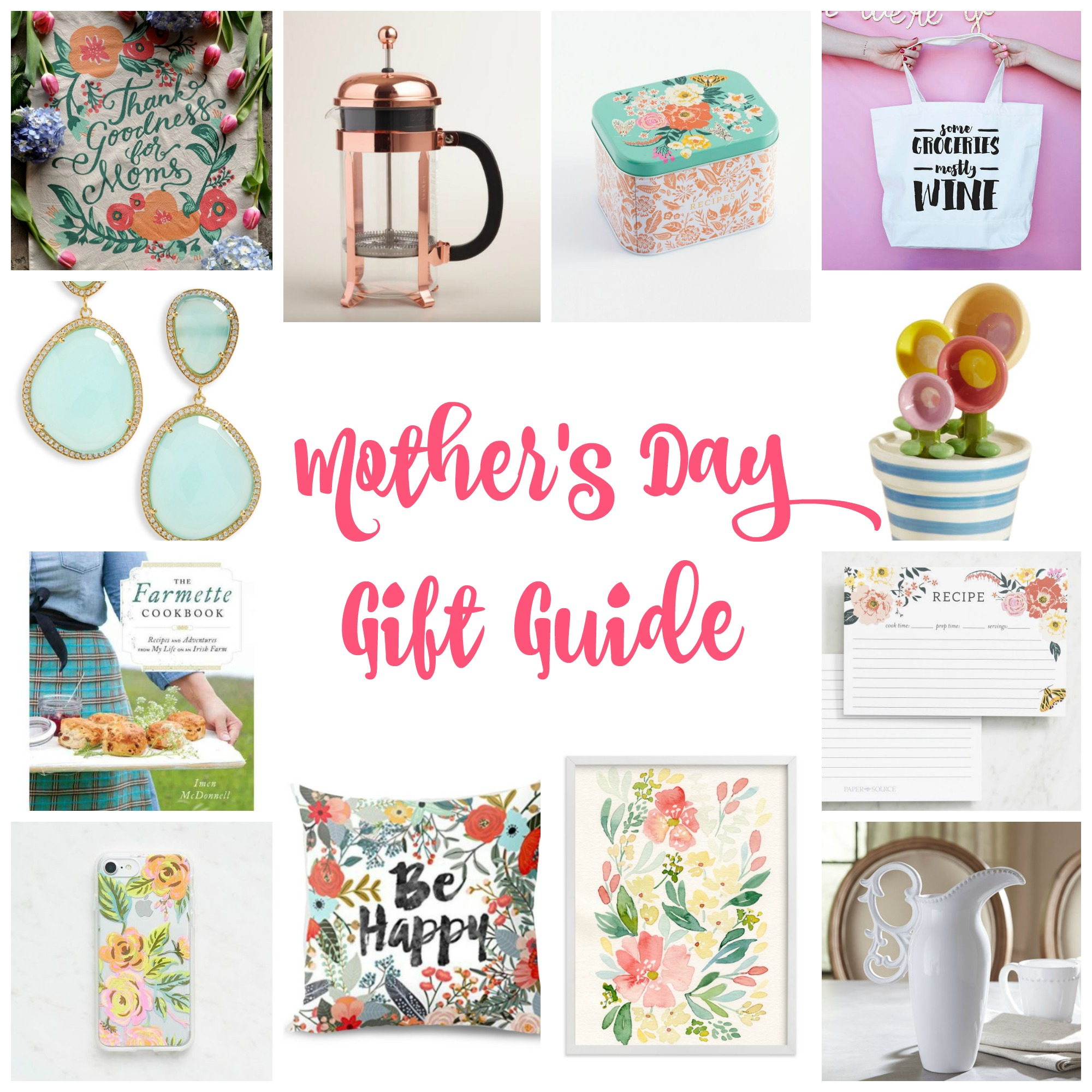 Mother S Day Gift Guide