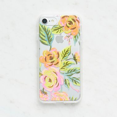 Rifle Paper Co. Jardin de Paris iPhone 7 Case
