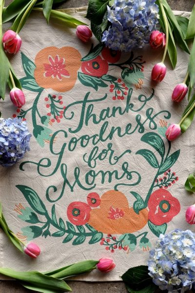 Mother's Day Gift Guide – For the Mom That Has Everything