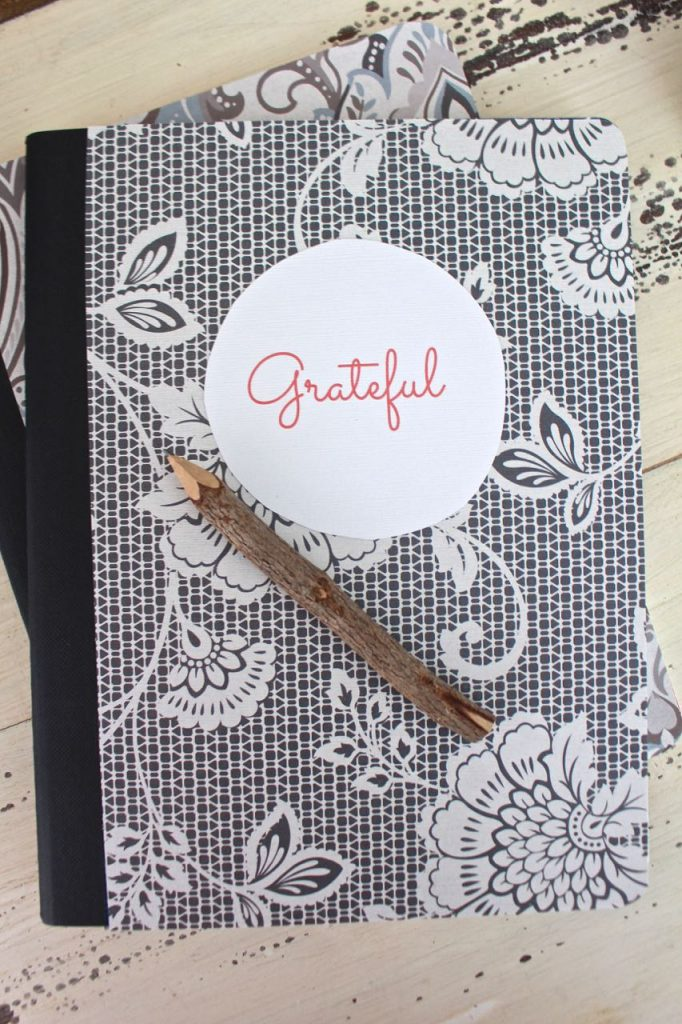 DIY Journal from a Composition Notebook