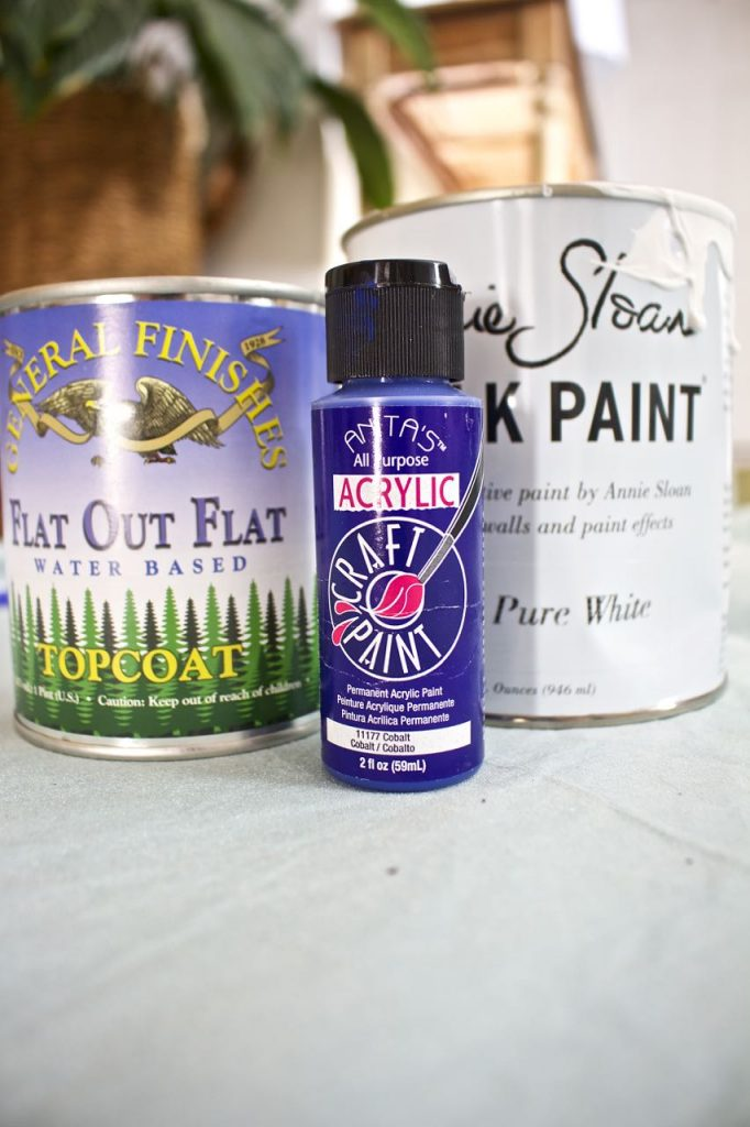 how to paint a rug using linoleum flooring. Painted Vinyl Floor Mat. These were the products used to paint the floor mat.