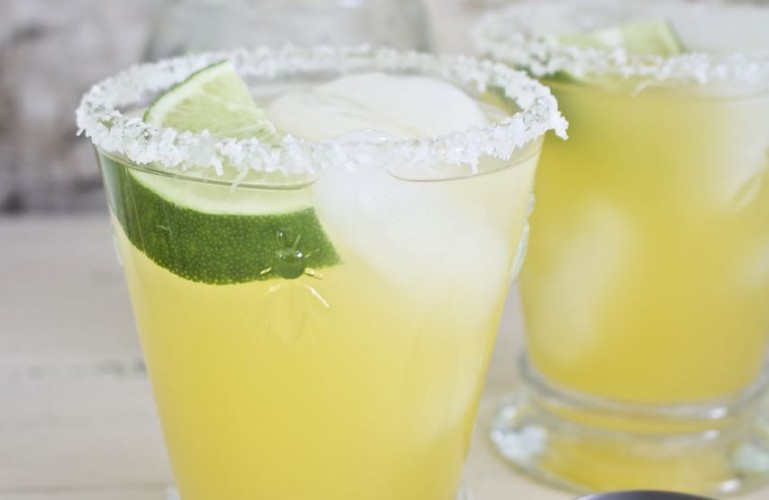 Skinny Margarita Recipe. Fresh juice makes for a delicious skinny margarita. Cinco de Mayo Margarita