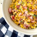 Creamy Corn Salad – Summer Salad Series