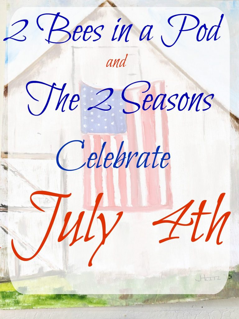 July 4th Graphic with 2 seasons