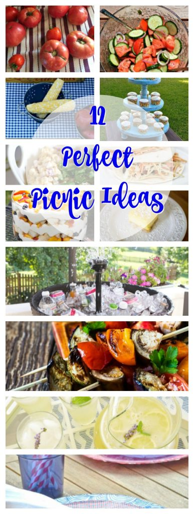 12 Perfect Picnic Ideas