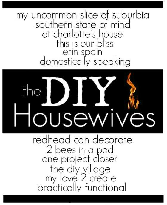 diy housewives June