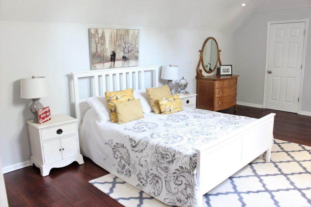 Guest Bedroom - Room by Room Summer Series