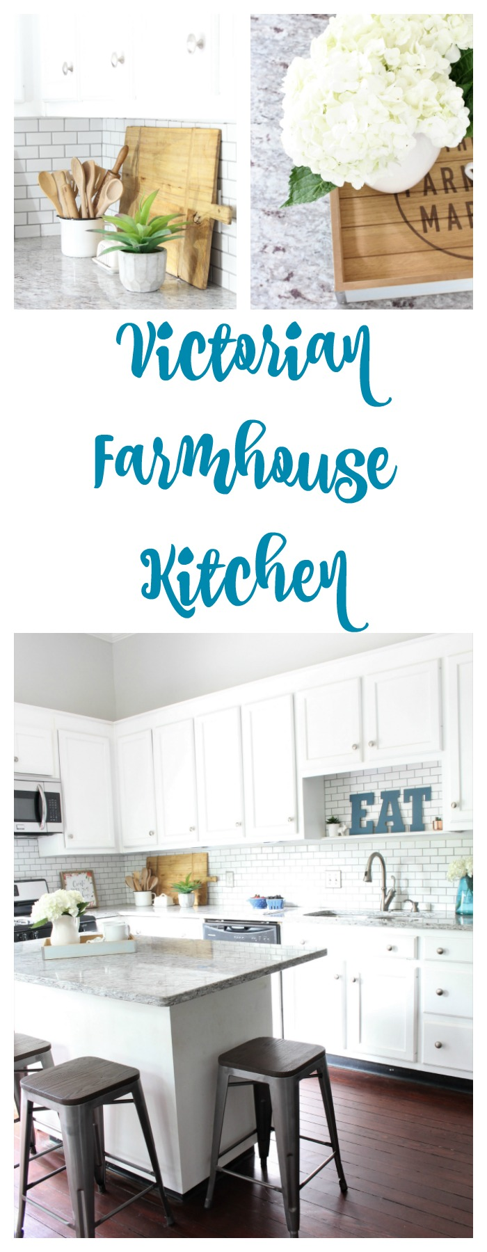 Victorian Farmhouse Kitchen