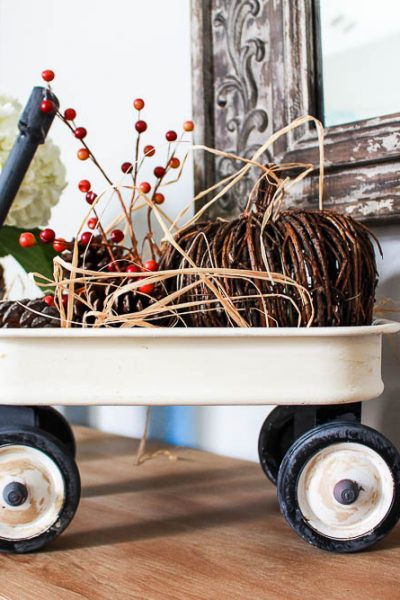Painted Wagon Makeover – Would You Have Done It
