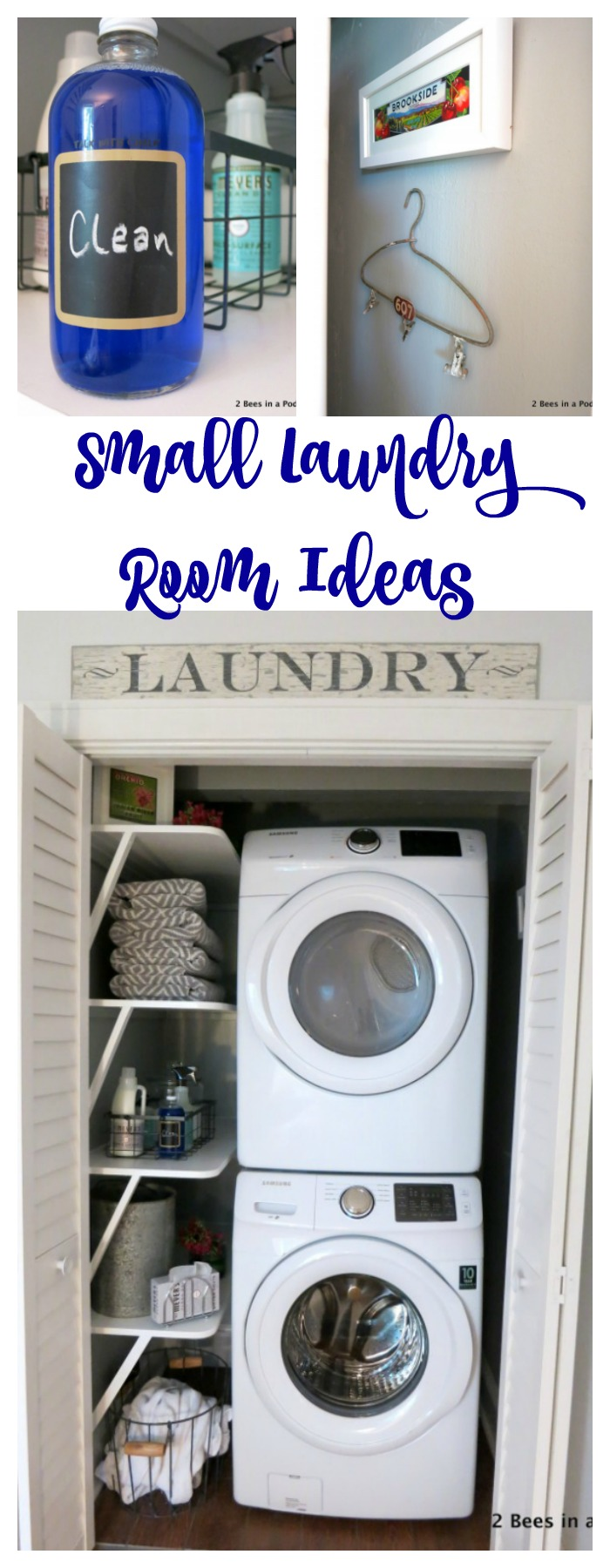 100 tiny laundry room solutions the long awaited home teeny