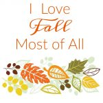 Free fall printable. I love fall most of all printable.