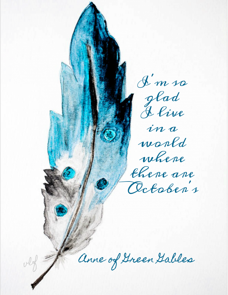 Watercolor Feather Free Printable. Free Printable Original Watercolor Feather Art