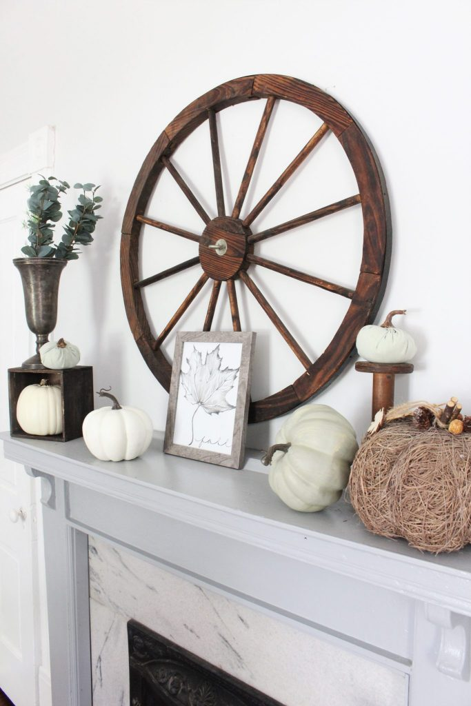 neutral decor for fall