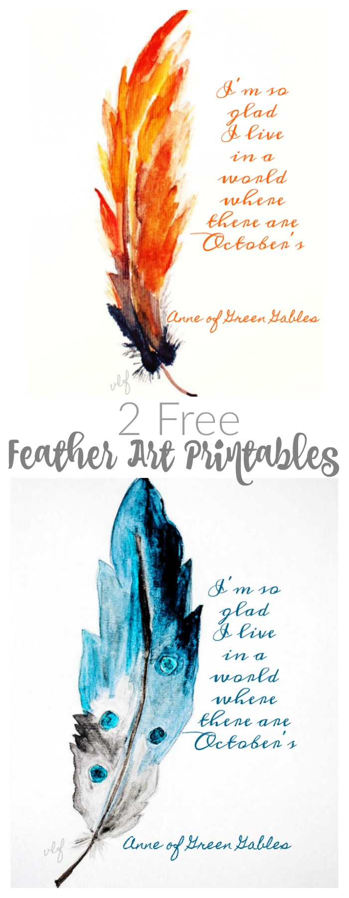image relating to Feather Printable referred to as Watercolor Feather Cost-free Printable - 2 Bees in just a Pod