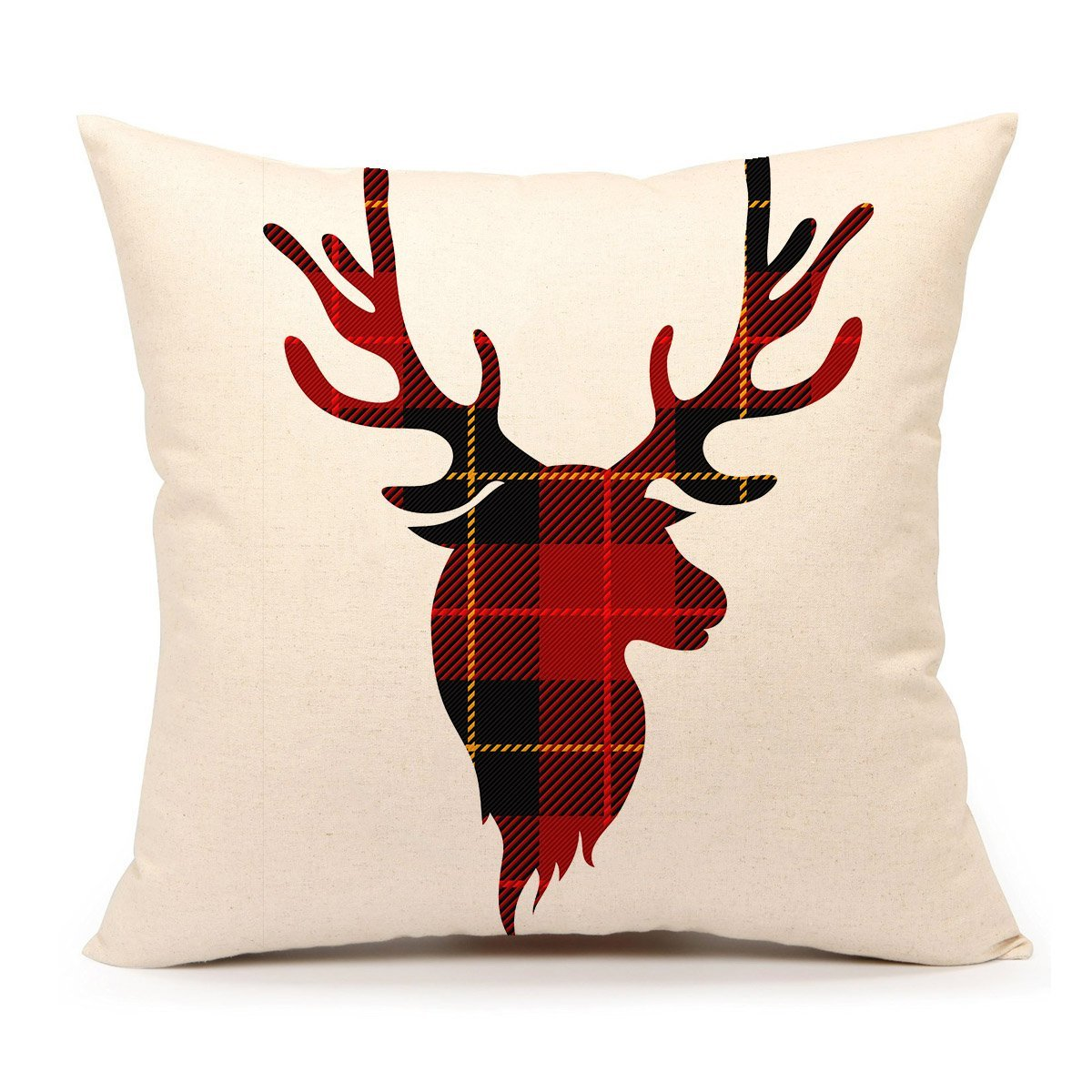 15 christmas pillow covers from amazon 2 bees in a pod. Black Bedroom Furniture Sets. Home Design Ideas