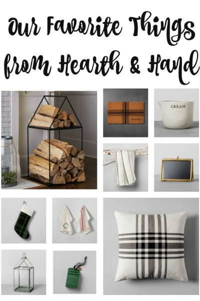 Hearth & Hand by Magnolia – Our Favorite Things + Giveaway