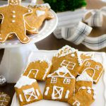Super Easy Gingerbread Cookies and Tips.