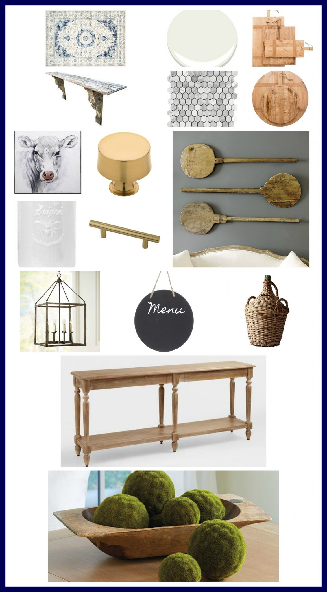 Kitchen Makeover Mood Board Plan And Design 2 Bees In A Pod
