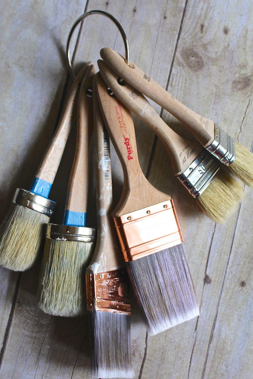 Best Purdy Paint Brush For Chalk Paint