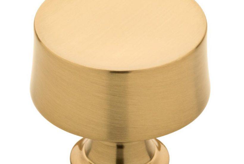 Champagne Bronze Kitchen Cabinet Hardware.