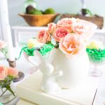 Pretty in Pink Spring Tablescape