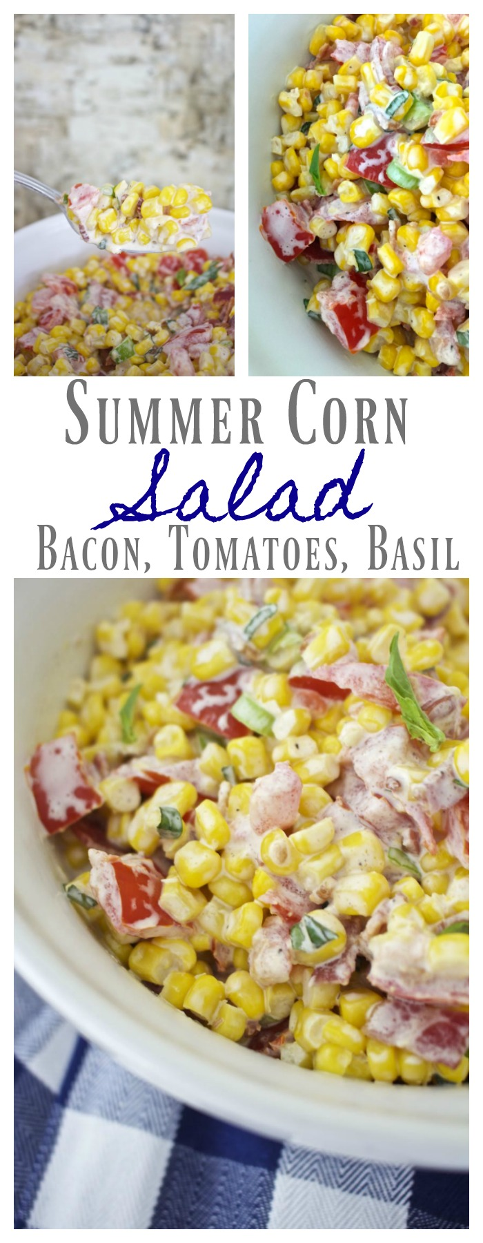 Summer Corn Salad Perfectly Delicious 2 Bees In A Pod