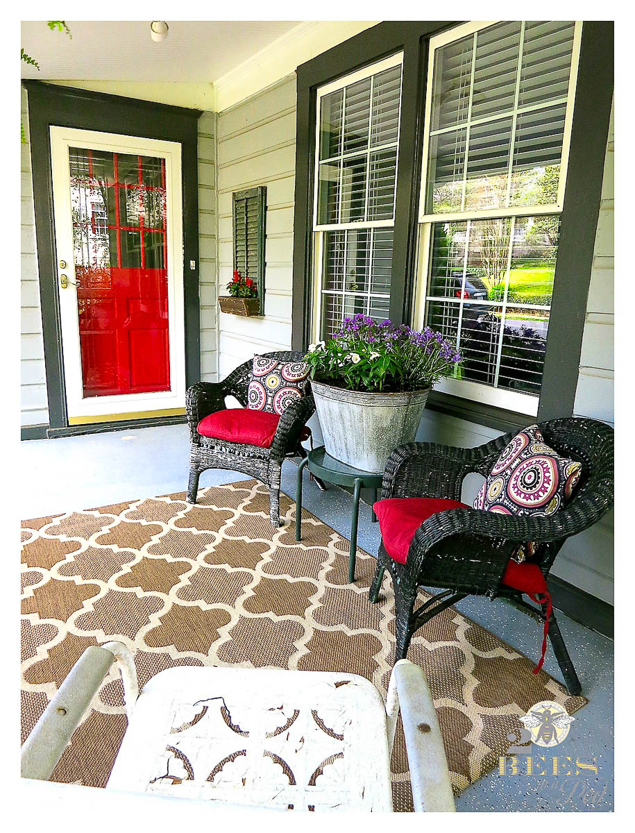 9 diy curb appeal ideas diy housewives 2 bees in a pod