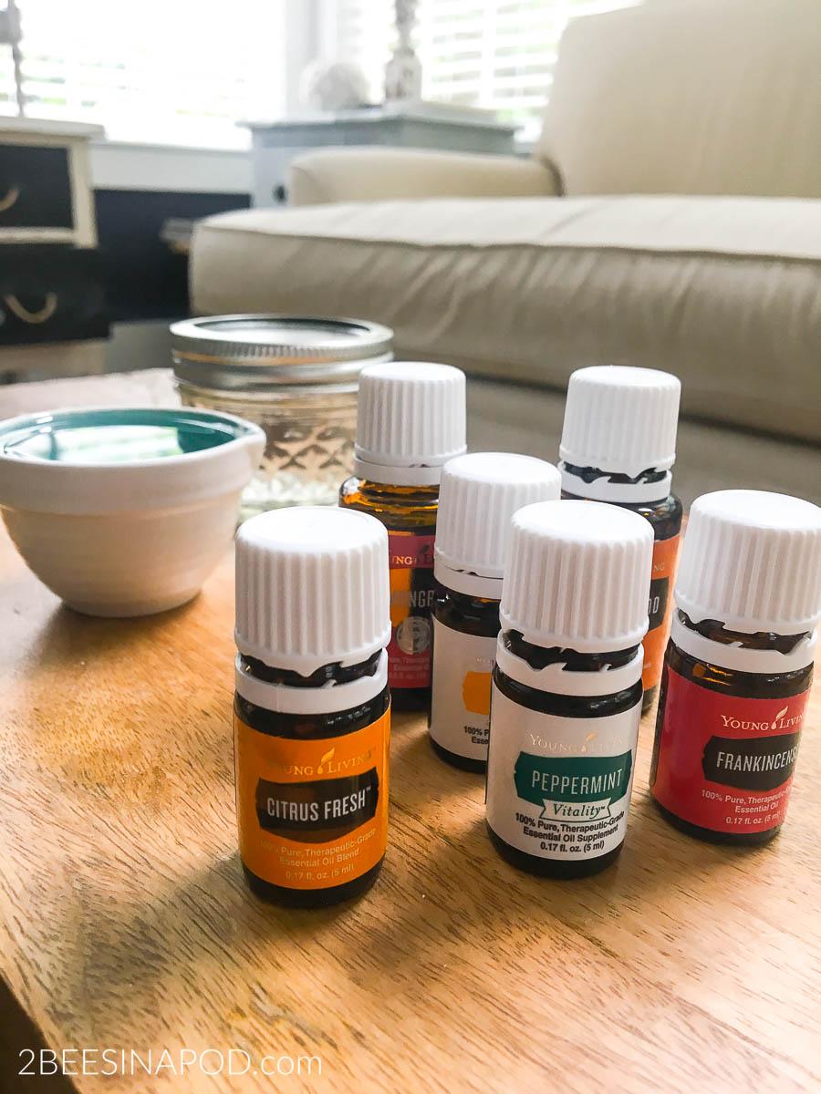 DIY Essential Oil Reed Diffuser - 10 Essential Oil Recipes ...