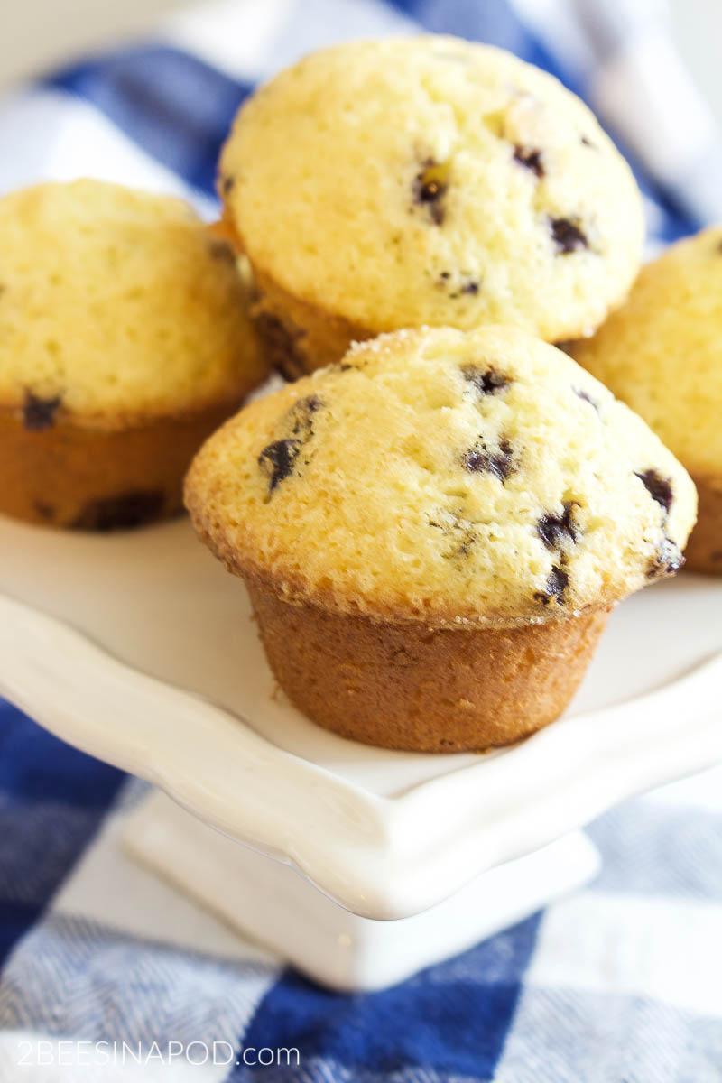 Delicious Blueberry Muffins – Mom's Recipe