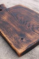 Rustic Bread Board
