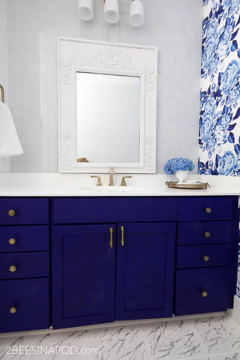 Tips For Budget Friendly Bathroom Makeover Bees In A Pod - Bathroom specialty stores