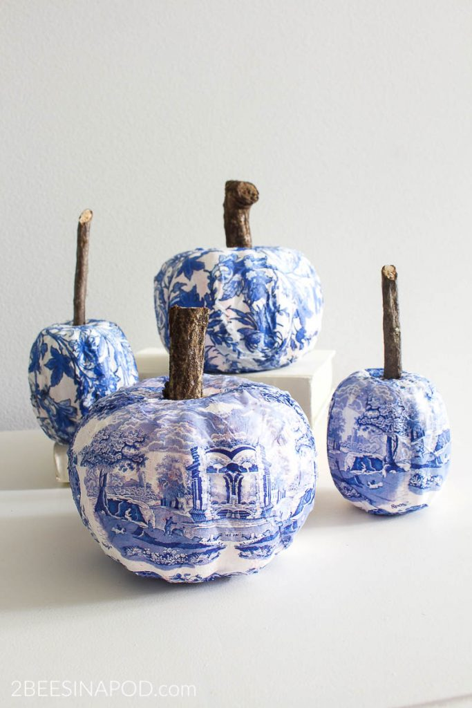 7 Favorite Faux Pumpkins to Make for Fall